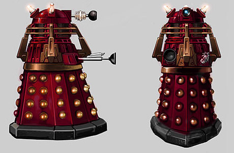 Dalek Plans Amp Concept Art The Daleks The Doctor Who Site