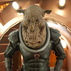 The Judoon