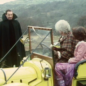 The Five Doctors Bessie Appearance