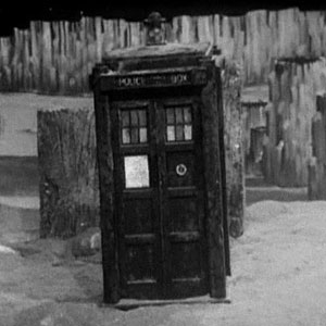 1963 Tardis Tardis Exterior The Doctor Who Site